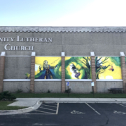 Trinity Lutheran Church Mural