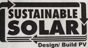 Sustainable Solar Logo