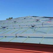 Solar installation begins