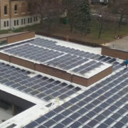 St. Joseph's Convent with 375 kilowatts of solar (1,086 panels)