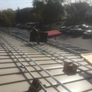 St. Joseph's Convent (The School Sisters of St. Francis) East-facing Pitched Roof Racking