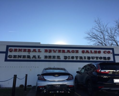 General Beverage Companies Headquarters in Fitchburg