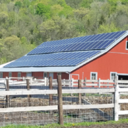 Willow Creek Ranch (photo courtesy of North Wind Renewable Energy)