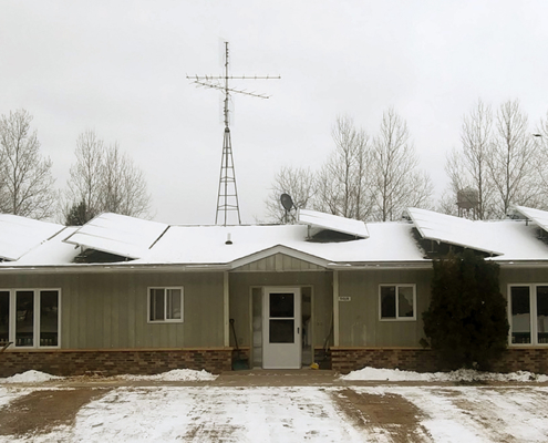 Exeland Senior Housing, part of Sawyer County Housing Authority