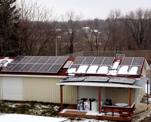 Camp Shalom (Jewish Federation of Madison) Solar System
