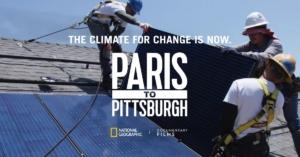 Paris to Pittsburgh Movie Poster
