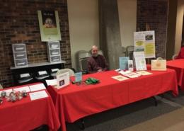 CR Boardman at First United Methodist Church Sale