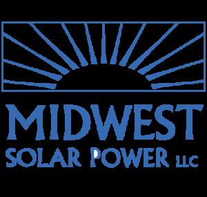 Midwest Solar Power Logo