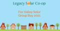 Fox Vally Solar group Buy